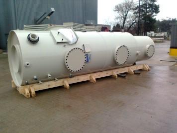 Gaswassers ammoniakverwijdering