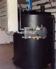 Apparatuur voor waterzuiveringsinstallaties