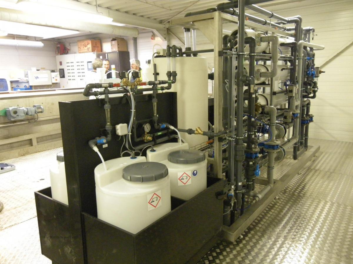 Hergebruik afvalwater